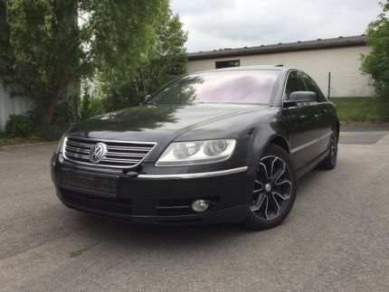 verkauft vw phaeton vw5 0 tdi v10 voll gebraucht 2003 km in uslar. Black Bedroom Furniture Sets. Home Design Ideas