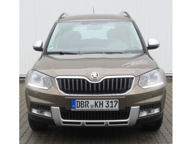 verkauft skoda yeti outdoor 2 0 tdi ds gebraucht 2013. Black Bedroom Furniture Sets. Home Design Ideas
