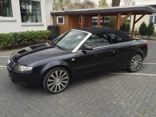 verkauft audi a4 cabriolet 2 4 gebraucht 2004 km in delmenhorst. Black Bedroom Furniture Sets. Home Design Ideas