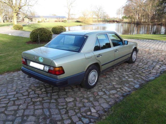 Verkauft mercedes e300 d gebraucht 1986 km in for Mercedes benz 1986 e300