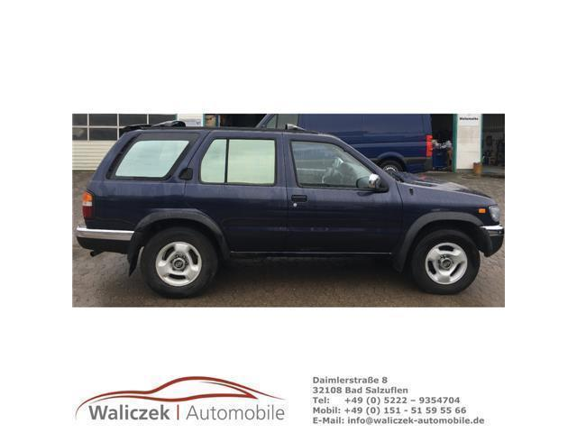 verkauft nissan pathfinder 3 3 v6 gebraucht 1999 km in bad salzuflen. Black Bedroom Furniture Sets. Home Design Ideas