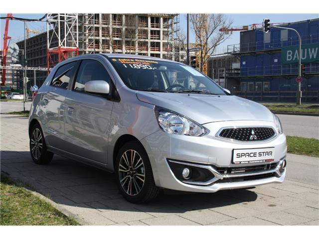mitsubishi space star edition 100+ 1.2 mivec cleartec 5-gang