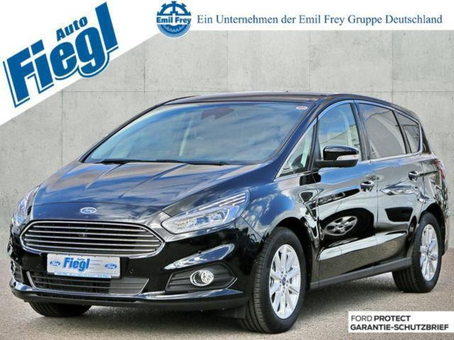 verkauft ford s max titanium tdci gebraucht 2016 km in n rnberg. Black Bedroom Furniture Sets. Home Design Ideas