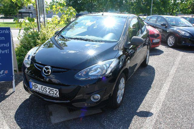 verkauft mazda 2 21 3 mzr active gebraucht 2011 km in. Black Bedroom Furniture Sets. Home Design Ideas