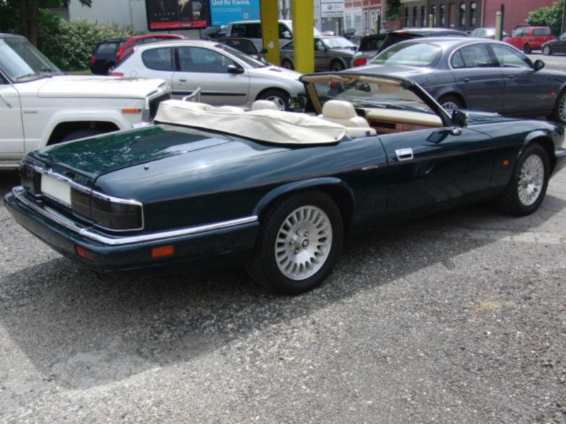 verkauft jaguar xjs cabrio 6 0 gebraucht 1995 km. Black Bedroom Furniture Sets. Home Design Ideas