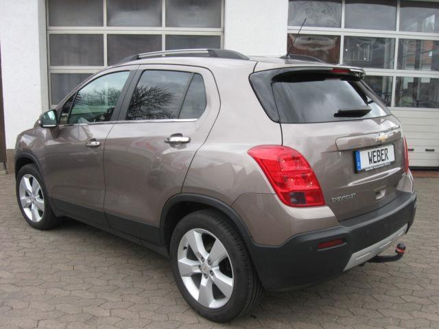 verkauft chevrolet trax 1 7td lt shz gebraucht 2014 km in herleshausen. Black Bedroom Furniture Sets. Home Design Ideas