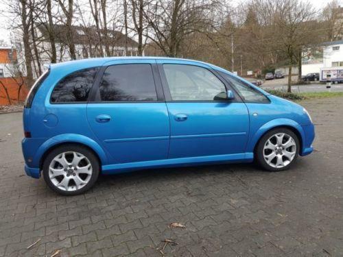 Verkauft Opel Meriva Opc Turbo Prins V Gebraucht 2006 89000 Km