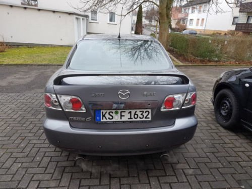 verkauft mazda 6 gebraucht 2002 km in hofgeismar. Black Bedroom Furniture Sets. Home Design Ideas