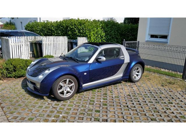 verkauft smart roadster gebraucht 2004 km in. Black Bedroom Furniture Sets. Home Design Ideas