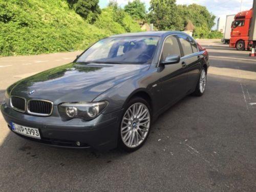 1 4 Gebraucht BMW 745 I