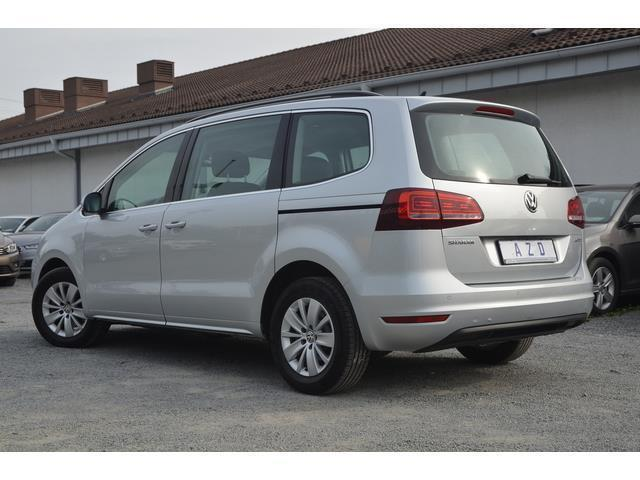 verkauft vw sharan 2 0 tdi navi 7 sitz gebraucht 2016 km in darmstadt. Black Bedroom Furniture Sets. Home Design Ideas