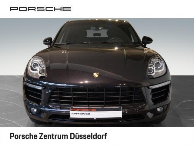verkauft porsche macan s diesel leder gebraucht 2014 km in d sseldorf airp. Black Bedroom Furniture Sets. Home Design Ideas