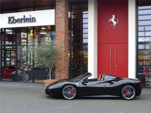 verkauft ferrari 488 spider lift schm gebraucht 2016. Black Bedroom Furniture Sets. Home Design Ideas