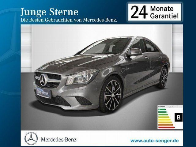 gebraucht Mercedes CLA180 Coupé Urban Navi Panorama ILS Tempomat