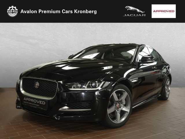 verkauft jaguar xe 20d awd aut r sport gebraucht 2017. Black Bedroom Furniture Sets. Home Design Ideas