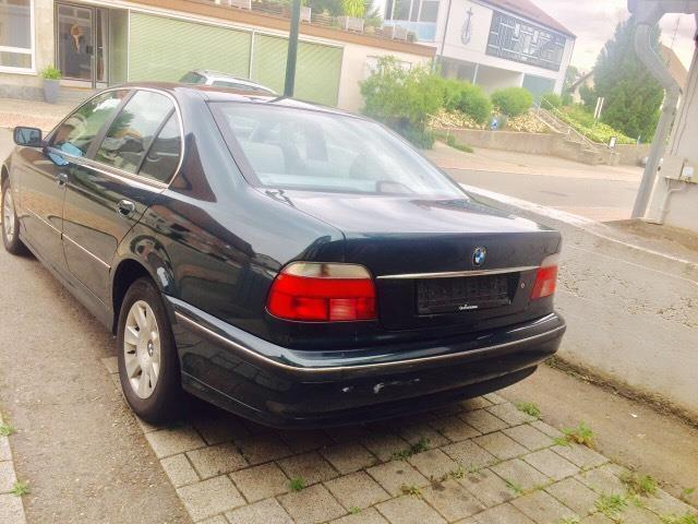 verkauft bmw 523 5er gebraucht 1996 km in freudenstadt. Black Bedroom Furniture Sets. Home Design Ideas