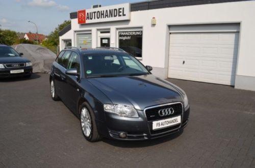 Verkauft Audi A4 Avant 30 Tdi Quattro Gebraucht 2007 225000 Km