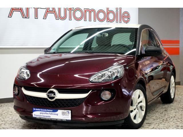verkauft opel adam jam audio gebraucht 2014 km in wuppertal. Black Bedroom Furniture Sets. Home Design Ideas