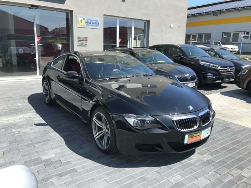 gebraucht bmw m6 2007 km in mannheim autouncle. Black Bedroom Furniture Sets. Home Design Ideas