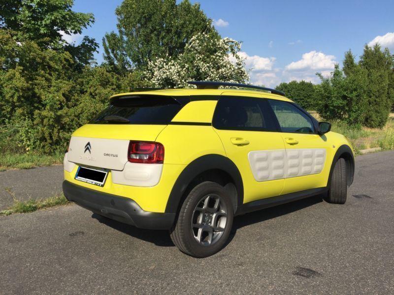 c4 cactus gebrauchte citro n c4 cactus kaufen g nstige autos zum verkauf. Black Bedroom Furniture Sets. Home Design Ideas