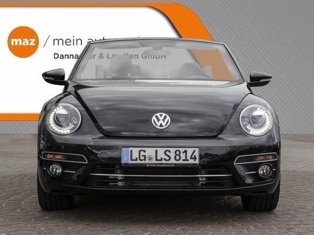 verkauft vw beetle cabrio design gebraucht 2017 km. Black Bedroom Furniture Sets. Home Design Ideas