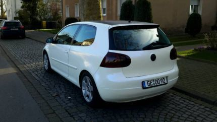 verkauft vw golf v 1 9 tdi gti optik p gebraucht 2005 km in gelsenkirchen. Black Bedroom Furniture Sets. Home Design Ideas