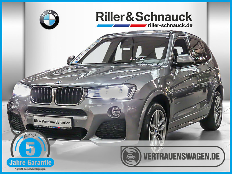gebrauchte bmw x3 bmw x3 gebrauchtwagen autouncle. Black Bedroom Furniture Sets. Home Design Ideas