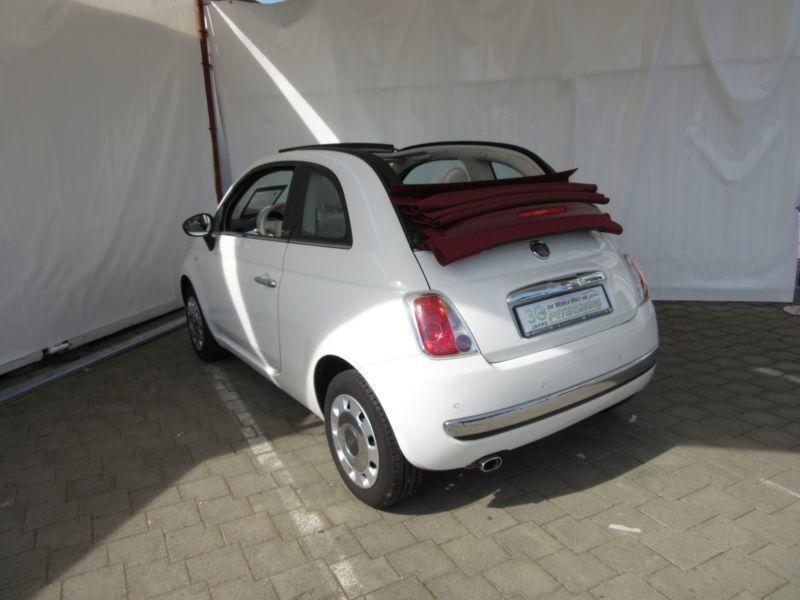 verkauft fiat 500 cabrio pop gebraucht 2012 km in biebelnheim. Black Bedroom Furniture Sets. Home Design Ideas