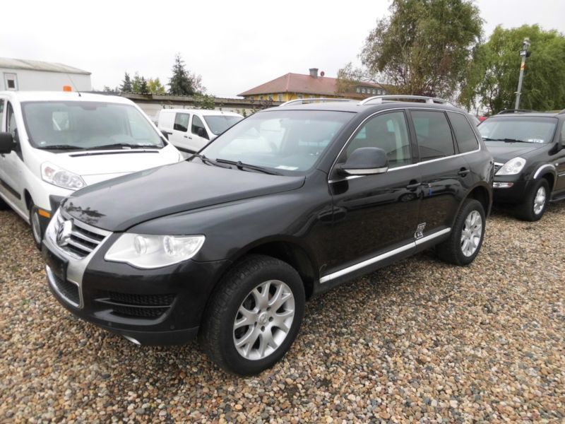 gebraucht v6 tdi vw touareg 2007 km in brieselang ot zee. Black Bedroom Furniture Sets. Home Design Ideas