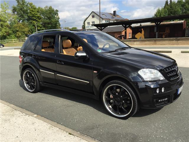 verkauft mercedes ml63 amg brabus ml65 gebraucht 2010. Black Bedroom Furniture Sets. Home Design Ideas
