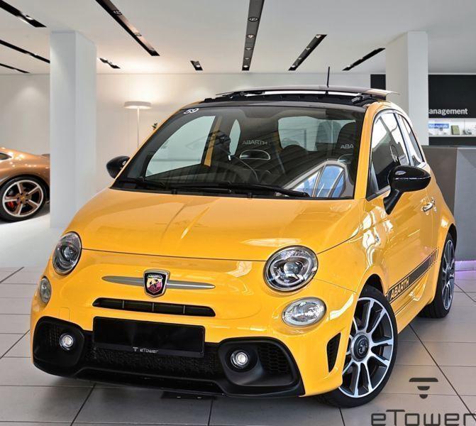 Verkauft Fiat 500 Abarth Abarth Turism., Gebraucht 2016