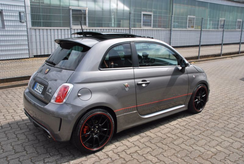 verkauft abarth 595 competizione panor gebraucht 2013 km in stockstadt. Black Bedroom Furniture Sets. Home Design Ideas
