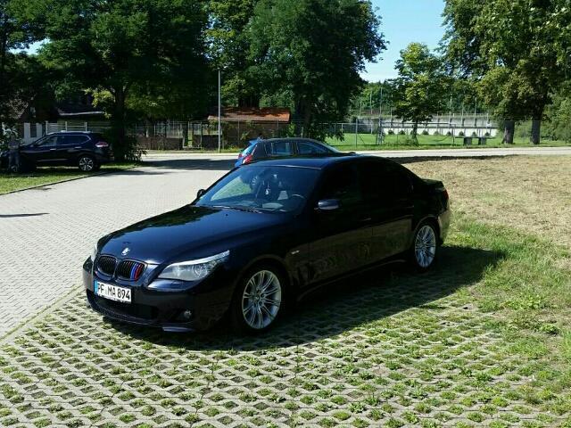 verkauft bmw 530 5er sport aut gebraucht 2007 km in pforzheim. Black Bedroom Furniture Sets. Home Design Ideas