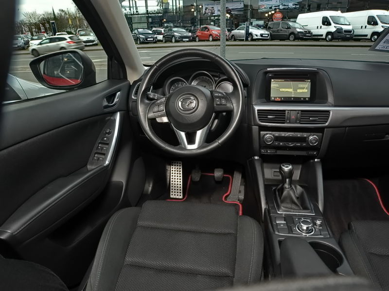 verkauft mazda cx 5 2 0 gebraucht 2015 km in. Black Bedroom Furniture Sets. Home Design Ideas
