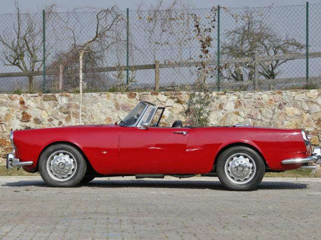 verkauft alfa romeo 2600 touring spide., gebraucht 1966, 91.232 km