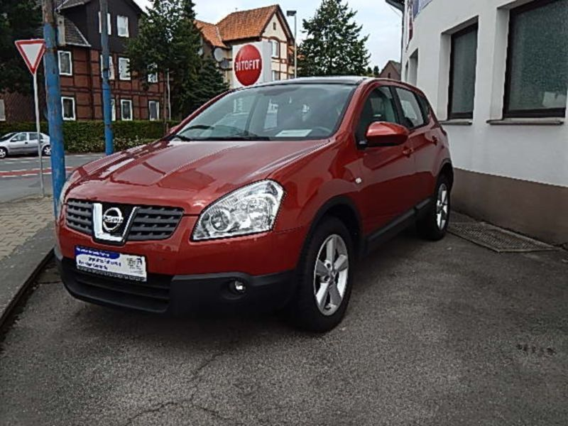 verkauft nissan qashqai 2 0 4 x 4 cvt gebraucht 2007 km in essen. Black Bedroom Furniture Sets. Home Design Ideas