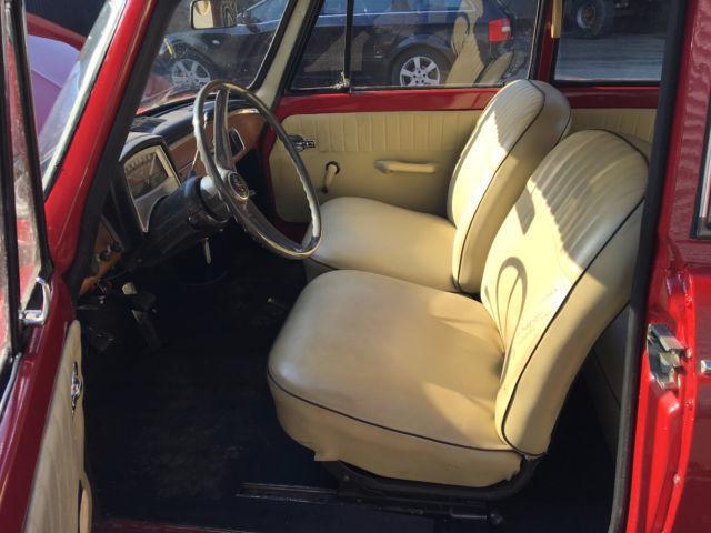 verkauft audi coup dkw 1000 s cabriol gebraucht 1962 500 km in athens. Black Bedroom Furniture Sets. Home Design Ideas