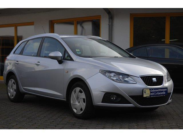 verkauft seat ibiza st klimaautomatik gebraucht 2011 km in kall. Black Bedroom Furniture Sets. Home Design Ideas