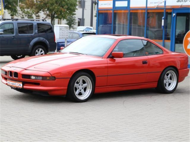 verkauft bmw 850 ci 2 hand ac schnitze gebraucht 1991 km in dresden. Black Bedroom Furniture Sets. Home Design Ideas