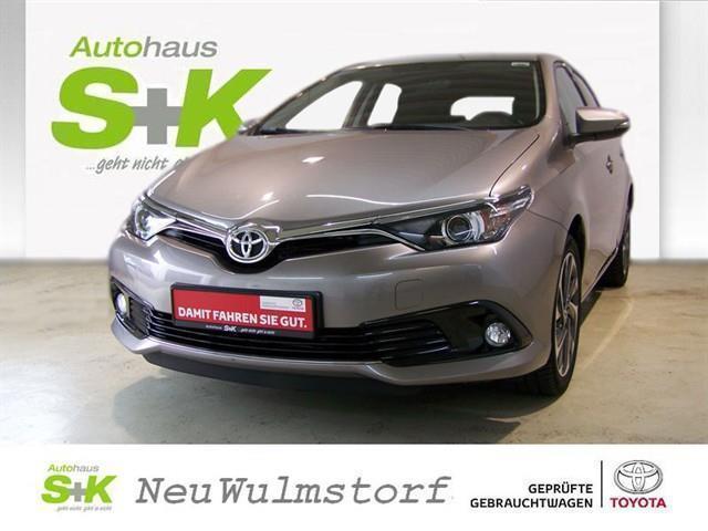 gebraucht Toyota Auris 1.2 Turbo Design Edition