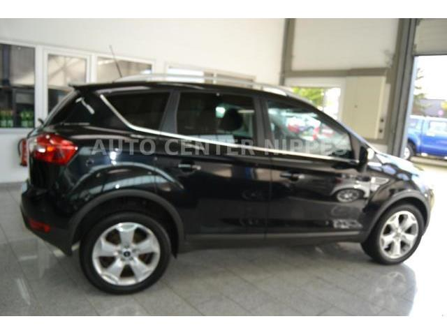 verkauft ford kuga 2 0 tdci titanium n gebraucht 2009 km in k ln. Black Bedroom Furniture Sets. Home Design Ideas