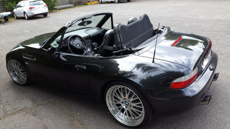 verkauft bmw z3 m roadster gebraucht 1999 km in. Black Bedroom Furniture Sets. Home Design Ideas