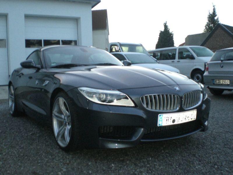 Verkauft BMW Z4 3.5I Cabrio M-Paket.Kl., gebraucht 2014 ...