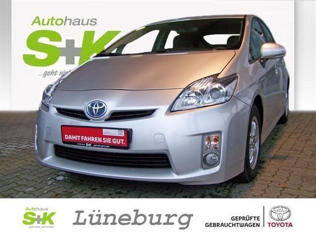 gebraucht Toyota Prius 5-TÜRER, HYBRID, AUTOMATIK ABS Fahrerairb