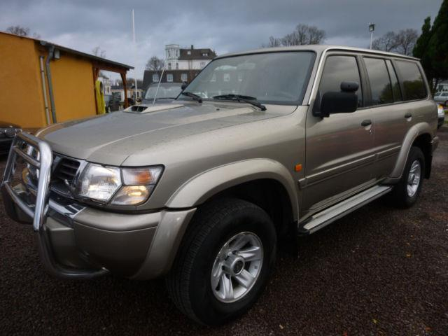 verkauft nissan patrol gr 3 0 di luxur gebraucht 2002 km in rathenow. Black Bedroom Furniture Sets. Home Design Ideas