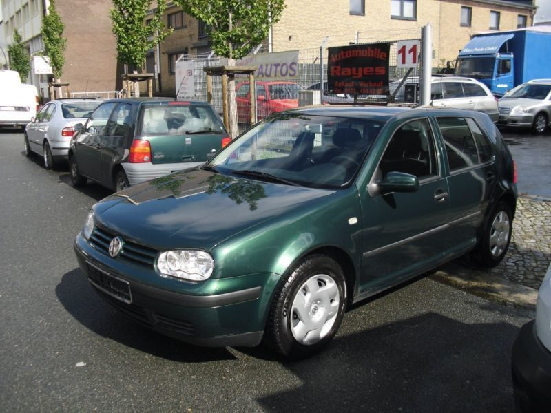 verkauft vw golf 1 6 gebraucht 1999 km in hamburg. Black Bedroom Furniture Sets. Home Design Ideas