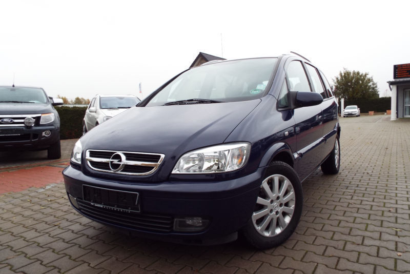 verkauft opel zafira 1 6 cng njoy klim gebraucht 2005 km in lippstadt. Black Bedroom Furniture Sets. Home Design Ideas