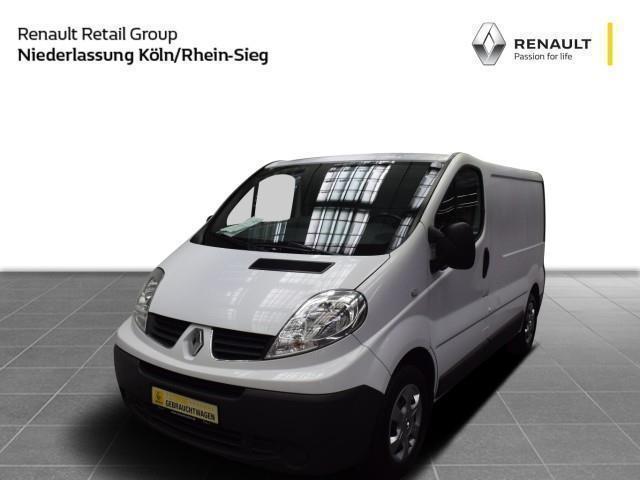 gebraucht Renault Trafic KASTEN 2.0 dCi 115 L1H1 2,9t