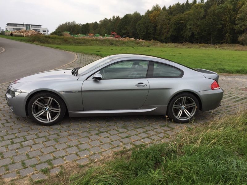 verkauft bmw m6 m6coupe individuall 50 gebraucht 2007 km in schloss holte. Black Bedroom Furniture Sets. Home Design Ideas