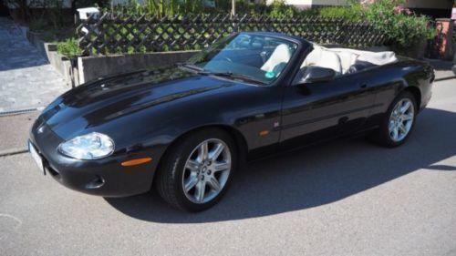 verkauft jaguar xk8 cabrio gebraucht 1997 km in. Black Bedroom Furniture Sets. Home Design Ideas